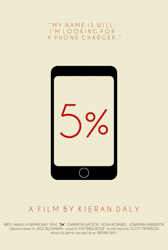5% Poster
